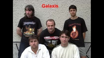 Галаксис - Белия Вълк