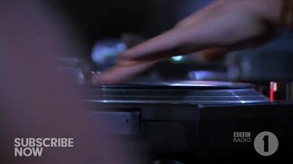 На живо 2013! Eminem - Not Afraid Bbc Radio 1