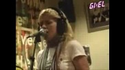 Kelly Clarkson - Because Of You - Acoustic