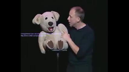 Смях!! Тед и неговия Чук - Чук виц!