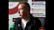 Стоилов след победата над Левски: Заслужен успех