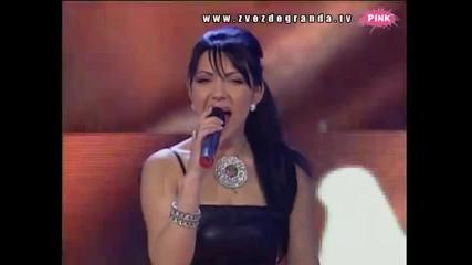 Marina Antić - Ti, muškarac (Zvezde Granda 2010_2011 - Emisija 14 - 08.01.2011)