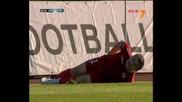 Цска разби Левски с 3 на 0 за 6 минути Честита Победа Армейци