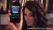 Забранена реклама на презервативи Durex
