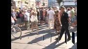 Фандъкова смята, че протестите срещу новите правила на паркиране в София се политизират