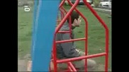 Music Idol 2 - 04.04.08г. - Иван Ангелов Се е усамотил в парка и си говори с кучето от парка High Quality
