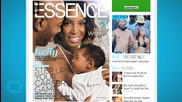 Kelly Rowland Debuts Baby Titan Jewell on Essence Cover With Her Hubby