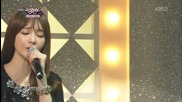 Davichi - Turtle & Just the two of us comeback @music Bank [22/02/13]