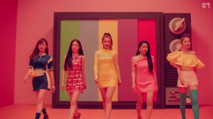 [превод] Red Velvet - Power Up