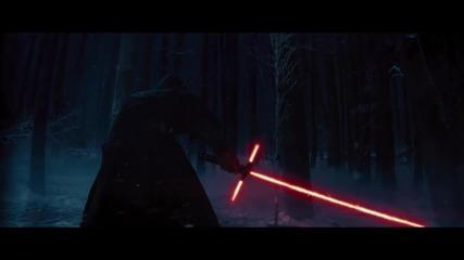 Star Wars - Силата се пробужда - трайлър 1 Бг Аудио