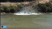 Targa Wrest Point 2012 - Ford Capri Perana Crash