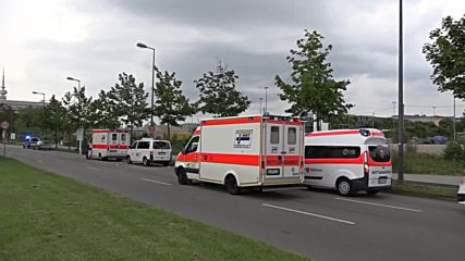 Germany: At least 3 killed after shooting rampage at Munich shopping mall