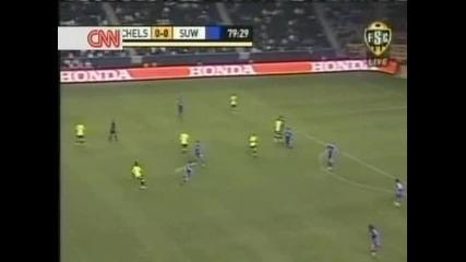 Челси Бие Корейци - 2:0