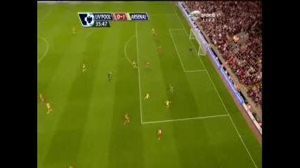 21.04 Ливърпул - Арсенал 4:4 Андрей Аршавин гол