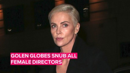 Charlize Theron calls Golden Globes 'really frustrating'