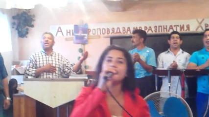 sestra elena v curkva el shadai v qmbol