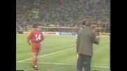 World Cup 1990 Англия-белгия