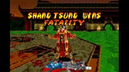 Shang Tsung-quan chi mortal kombat deadly alliance