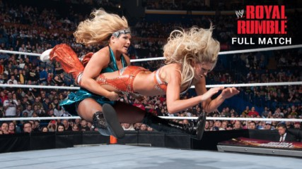 Eight-Diva Tag Team Match: Royal Rumble 2012 (Full Match - WWE Network Exclusive)