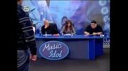 Music Idol 2 - Иван Танев Е Дебел