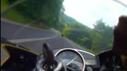 Гледай! - Yamaha R6 vs Kawasaki Zx10r