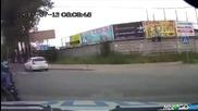 Ето затова полицията не трябва да гони моторист
