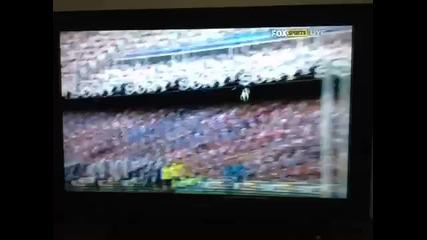 Първия гол на Дел Пиеро за Сидни