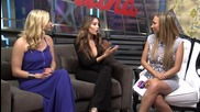 Taylor Hasselhoff & Asifa Mirza on Reality Show Drama & Social Media Fights