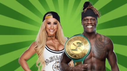 Todo sobre el Campeonato de WWE 24/7: WWE Ahora, Junio 15, 2019