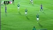 ВИЖТЕ третия гол на Берое срещу Марек