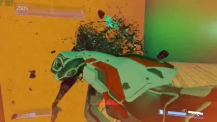 Doom 2016 Snapmap [path of a warrior] 1080p/60fps.