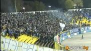 05.11.2009 Мигове на радост: Отмененият гол на Левски