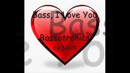 Bassotronics - Bass I Love You