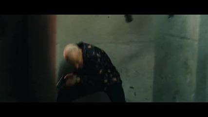 Сирил Рафаели в действие ! [ сцена от филма Предградие 13 ]