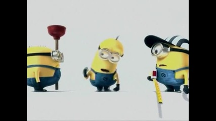 Despicable me.funny moments