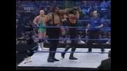 6 Man Tag Team Match