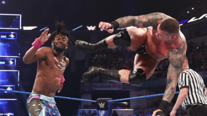 Kofi Kingston vs. Randy Orton - Gauntlet Match Part 5: SmackDown LIVE, March 19, 2019