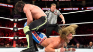 Seth Rollins and Dolph Ziggler push themselves to the limit in 30-Minute WWE Iron Man Match: WWE Extreme Rules 2018 (WWE