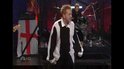 Sex Pistols - Anarchy In The Uk-2007