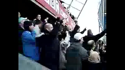 Millwall - No One Likes Us We Dont Care