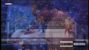 The Hart Dynasty vs Cryme Time & Eve   Superstars   3.9.2009   High Quality