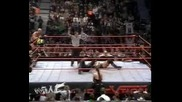 Insurrextion 05/05/01 Undertaker vs Triple H & Stone Cold Steve Austin