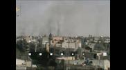 Тежки боеве и бомбардировки в редица сирийски градове