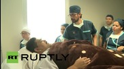 Mexico: World's heaviest man goes under the knife in Guadalajara