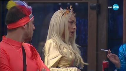 Златка е ядосана от шегите и подмятанията на Гъмов - Big Brother: Most Wanted 2018