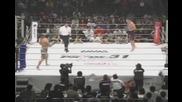 Roman Zentsov vs Pedro Rizzo