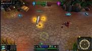 Shurima Desert Zilean League of Legends Skin Spotlight