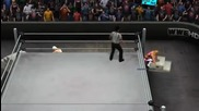 Smackdown Vs Raw 2011 Wwe Universe Ep.6 - To Hell With Leverage Pin (gameplay Commentary)