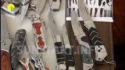 Колекционер на ножеве Бургас