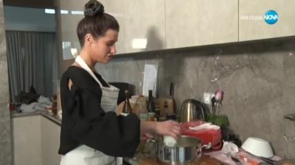 Радинела Чушева в ''Черешката на тортата'' (03.02.2020) - част 2